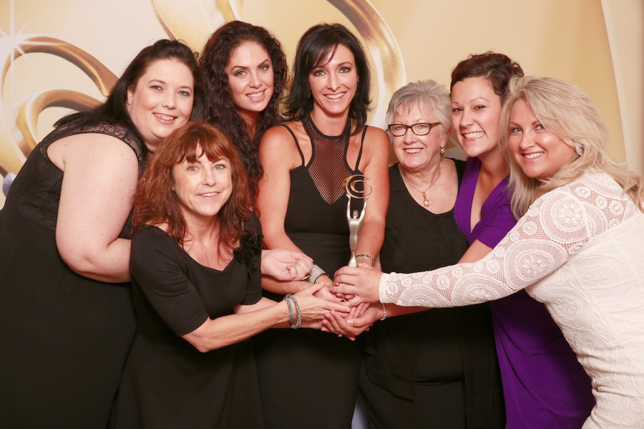Temple Skincare awarded Australian Champion Beauty Services