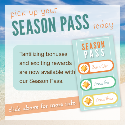 Get your Summer Season Pass
