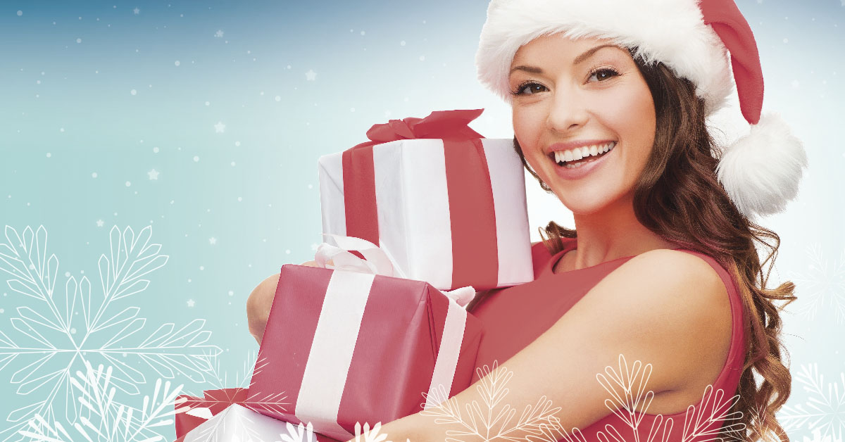 Christmas gift packages in spa now