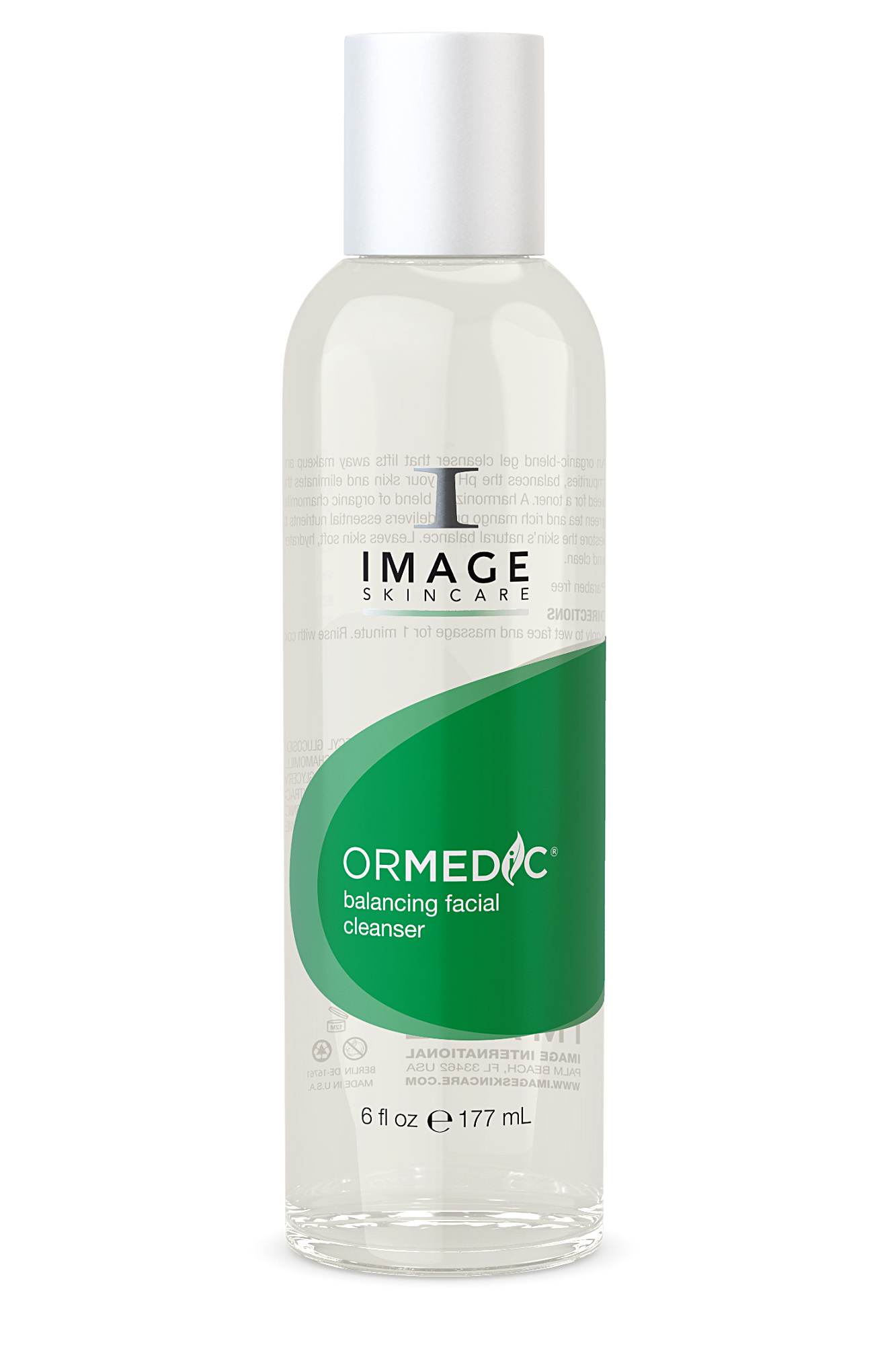 Image Ormedic Balancing Facial Cleanser The Temple Skincare Spa