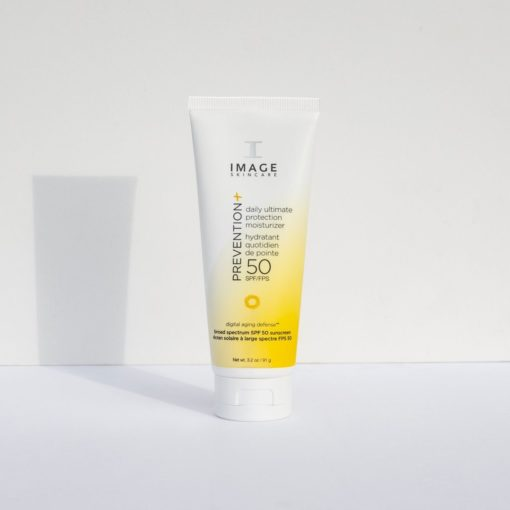 image prevention daily ultimate protection moisturiser spf50