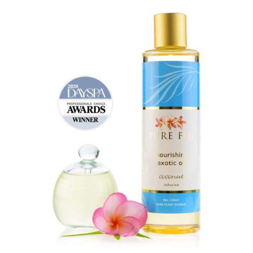 pure fiji nourishing exotic oil