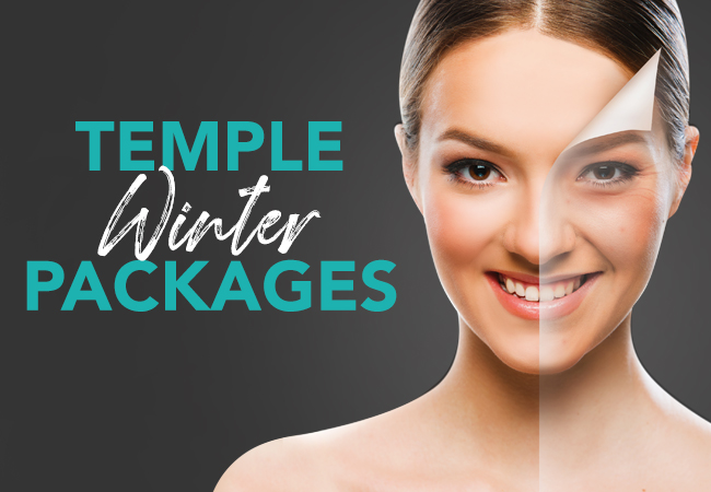 temple winter packages