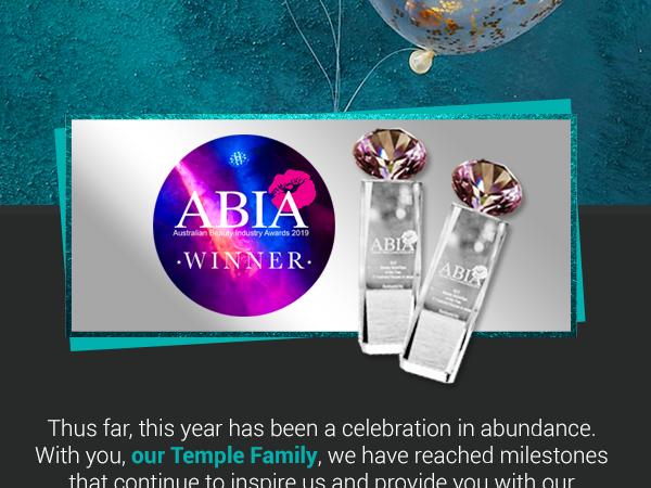ABIA win free gift