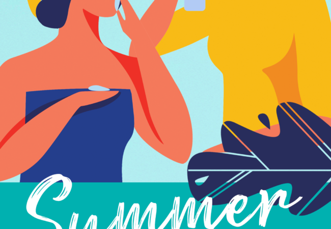 Summer Skincare Tips - Landing Page