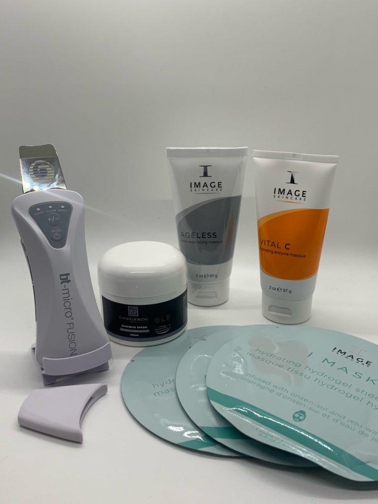 BT Micro Pro facial Kit