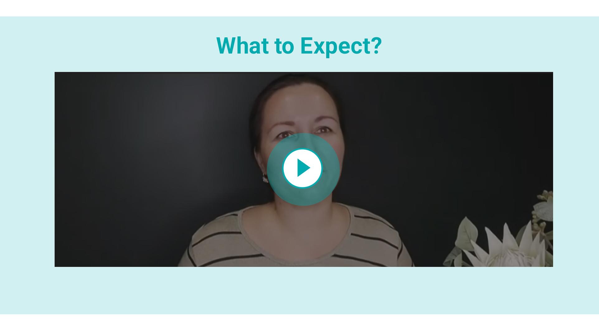 online consultation video demo