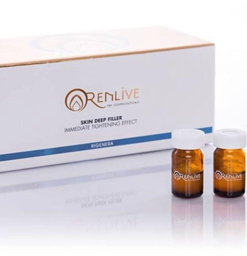 RENLIVE Deep Skin Filler ampoule