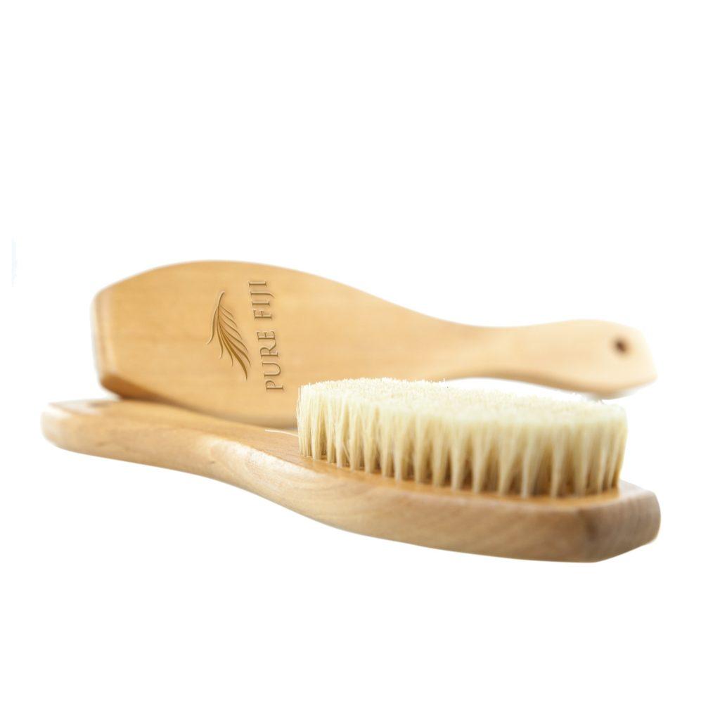 pure fiji body brush