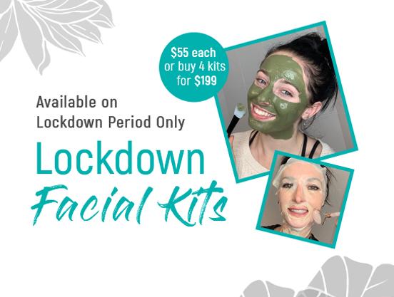 skin lockdown kits temple skincare & spa