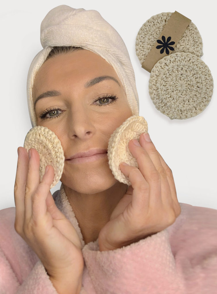 reusable face scrubbies