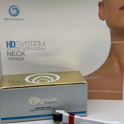 neck & chest treatment