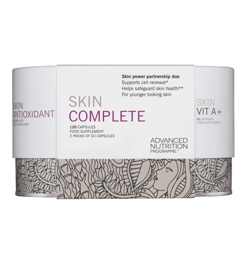 skin complete vitamin A and D