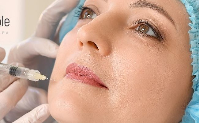 cosmetic surgeon at temple Skincare & Spa