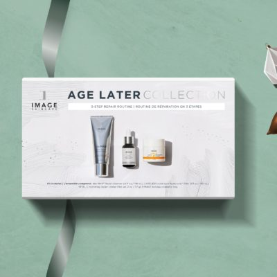 Xmas 2021 - IMAGE Skincare Age Later Collection
