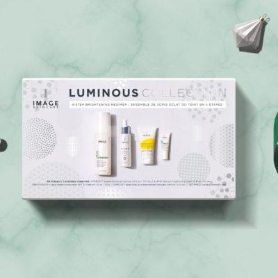 Xmas 2021 - IMAGE Skincare Luminous Collection